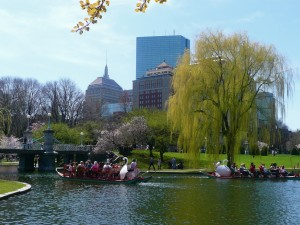 Spring Boston