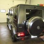 Mercedes G63 Repair work