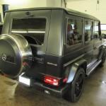Mercedes G63 Repairs