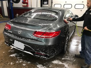 wet-sand-buffing-mercedes