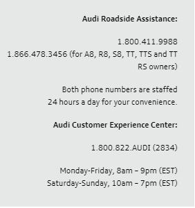 Audi Authorized Repair