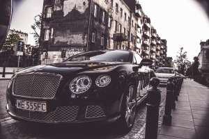 bentley car